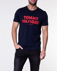 Tommy Hilfiger Tee Sky Captain
