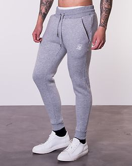 Muscle Fit Jogger Grey Marl