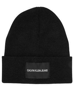 Calvin Klein Jeans Beanie Black