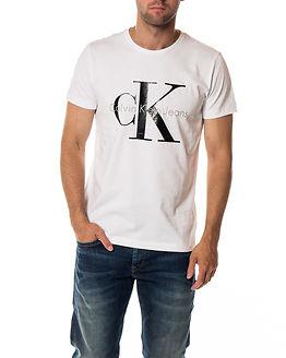 Logo T-Shirt Bright White