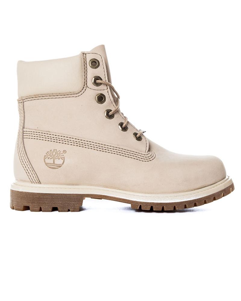 6 Inch Premium White Boot 1bee6b1d85