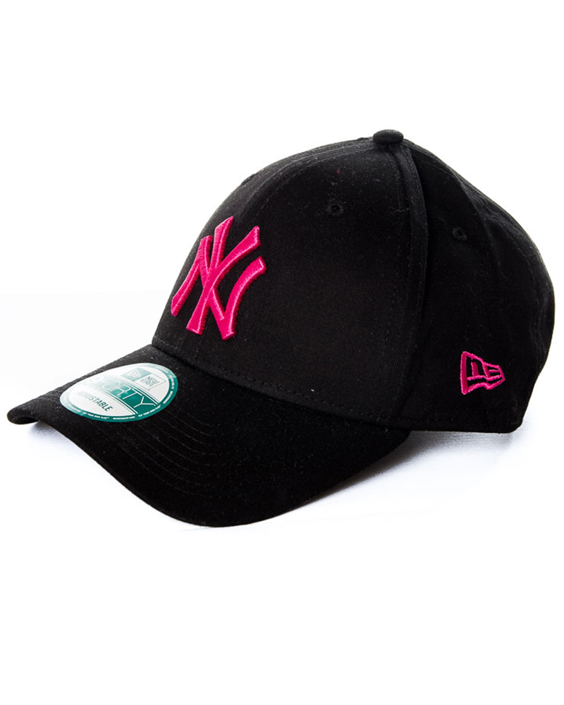 3a7c2c534c1 9Forty League Basic York Yankees Black Pink