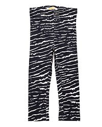 Leggings Africa Stripes Navy
