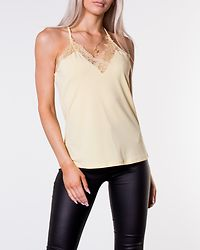Milla Lace Top Mellow Yellow