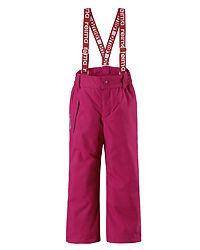 Loikka Winter Pants Cranberry