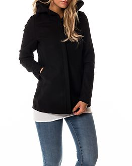 Dido Hood Jacket Black