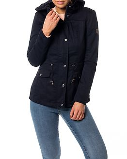 New Kate Spring Parka Jacket Night Sky