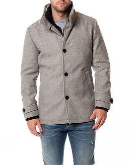 Joe Wool Jacket Light Grey Melange