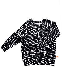 Sweater African Stripes Navy