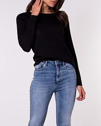 Sarafina Knit Top Black