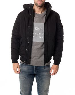 Ryan Bomber Jacket Black