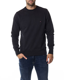 Core Cotton Sweatshirt Sky Captain