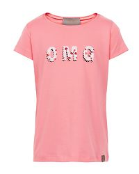 Melanie T-shirt Salmon Rose