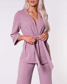 Estelle Kimono Jacket Dusty Pink
