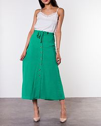 Sasha Ankle Skirt Holly Green