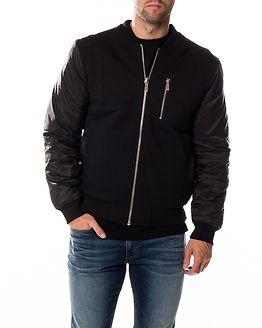 Husi Reversible Jacket Black