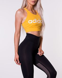 Brilliant Basics Bra Top Yellow