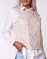 Atlan Knit Vest Birch