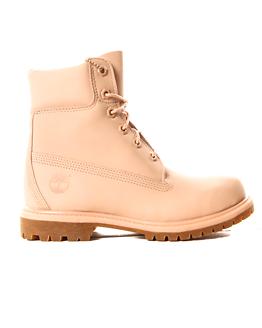 6 Inch Premium Boot Light Pink