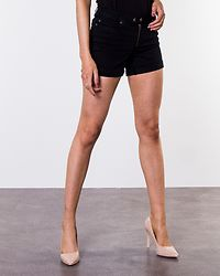 Be Lucy Zipper Shorts Black