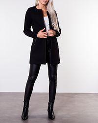 Katharina Rianna Wool Coat Black