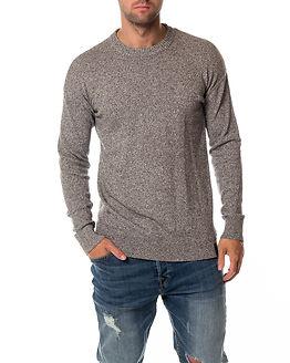 Skids Sweater Dark Grey Melange
