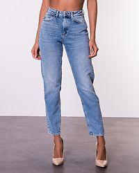 Veneda Life Mom Jeans Light Blue Denim