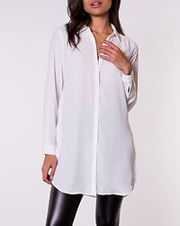 Lucy Button Tunic Snow White