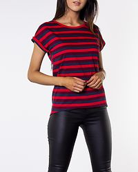 Dreamers Pure T-Shirt Racing Red/Tawny Port