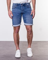 Ply Shorts Blue Denim