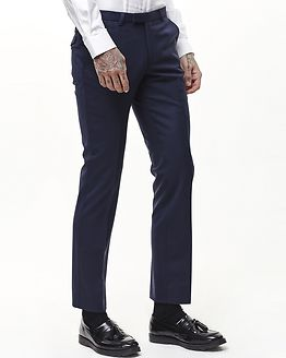 Ellroy Trousers Navy