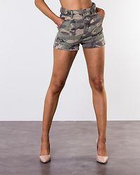 Rhonda Mid Camo Shorts Kalamata/Camouflage