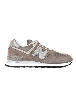 574 Core Classic Grey