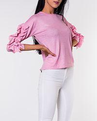 Ida Spring Ruffle Pullover Begonia Pink