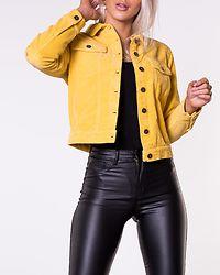 Kiraz Corduroy Jacket Misted Yellow