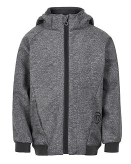 Pil 10 Softshell Jacket Deep Stone Grey