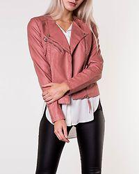 Ria Short Jacket Old Rose