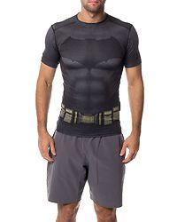 Batman Suit Graphite