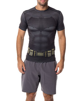 Batman Suit Graphite