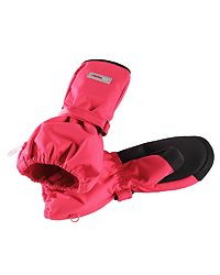 Reimatec Mittens Ote Cranberry Pink