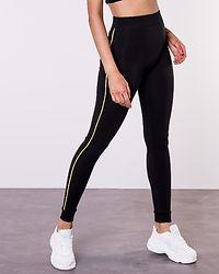 Steffi Legging Black/Limeade