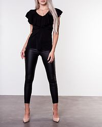Leila Top Black