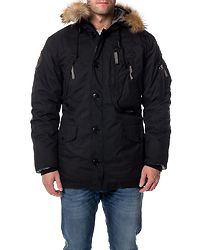 Polar Jacket Down Black