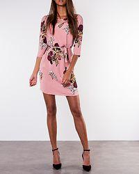 Laia 3/4 Sleeve dress Ash Rose/Niala