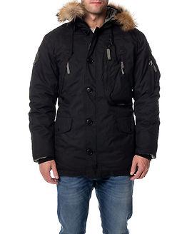 Polar Jacket Down Black
