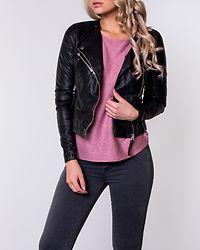 Ria Short Jacket Black