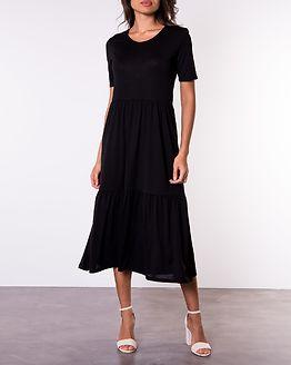 Dalila Frosty Dress Black