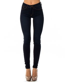 Shape Up Jeggings Dark Blue Denim