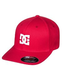 DC Cap Star 2 Flexfit Tango Red