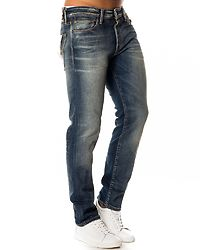 Mike Icon Blue Denim